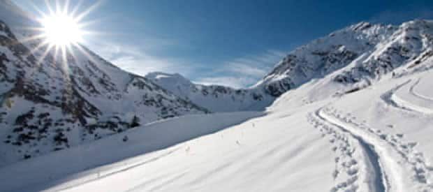 beter milieu in de bergen