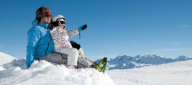 Kindvriendelijke wintersportplaatsen