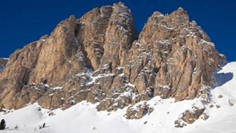 Wintersport Italië Dolomieten