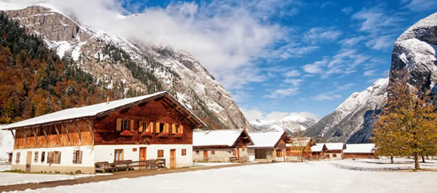 Belvilla authentieke chalets en appartementen wintersport