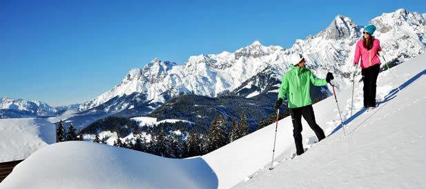 Wintersport Hochkönig