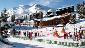 Kindvriendelijke wintersport Avoriaz