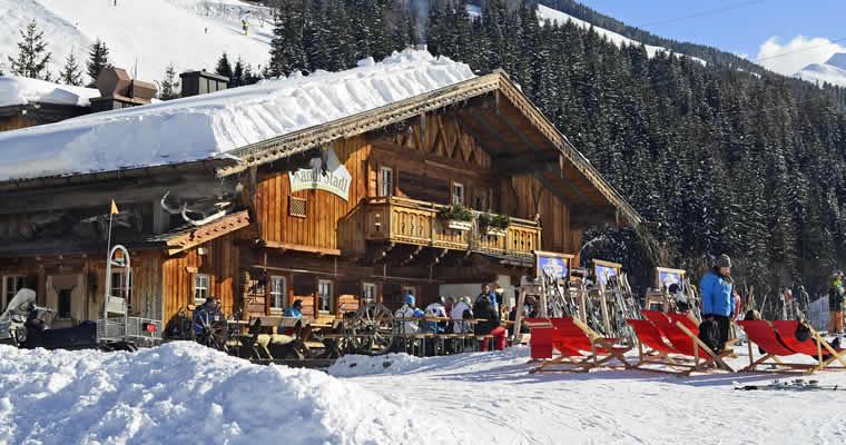 Wintersport Saalbach Hinterglemm