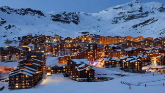 Skichalets, appartementen en groepsaccommodaties wintersport Europa