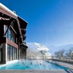 Vijf sterren wintersport in Frankrijk.