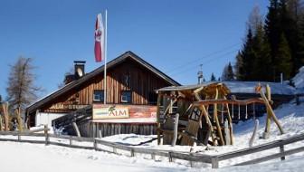 Skihutten Tirol