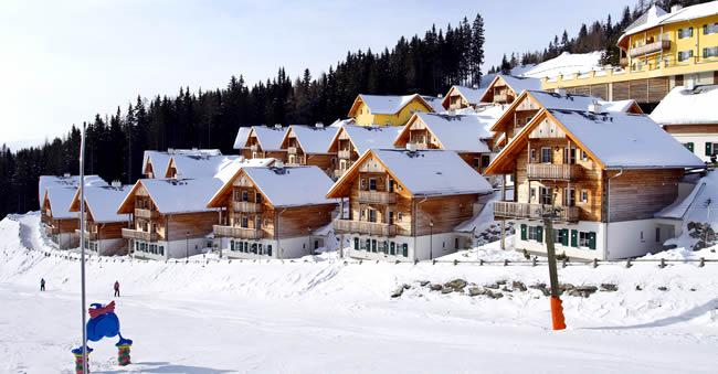 Landal Katschberg, wintersport in Lungau
