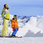 Wintersport in Königsleiten voor de hele familie