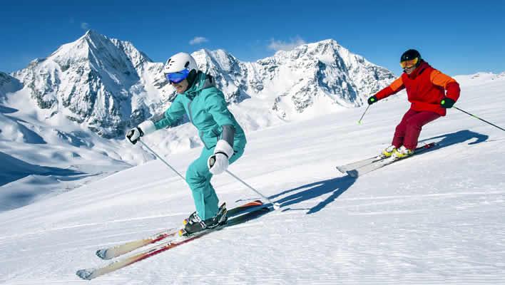 Aanbiedingen en korting Vrij Uit Wintersport.