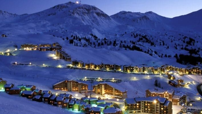 Wintersport in skigebied La Plagne: tips en aanbiedingen!