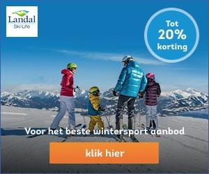 Landal Skilife aanbiedingen met korting