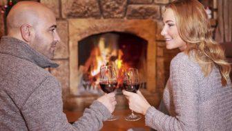 Romantische wintersport Frankrijk, Oostenrijk of Italië