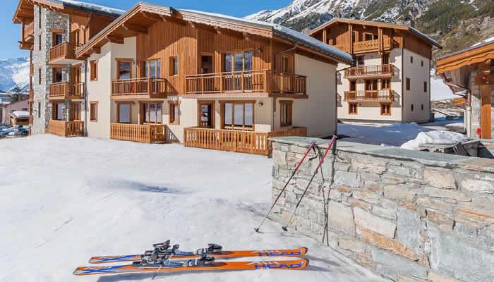 Chalet-appartement Les Balcons de Val Cenis Village