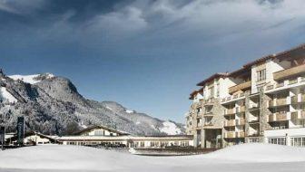 Luxe hotel wintersport Kitzbühel: Grand Tirolia Kitzbühel