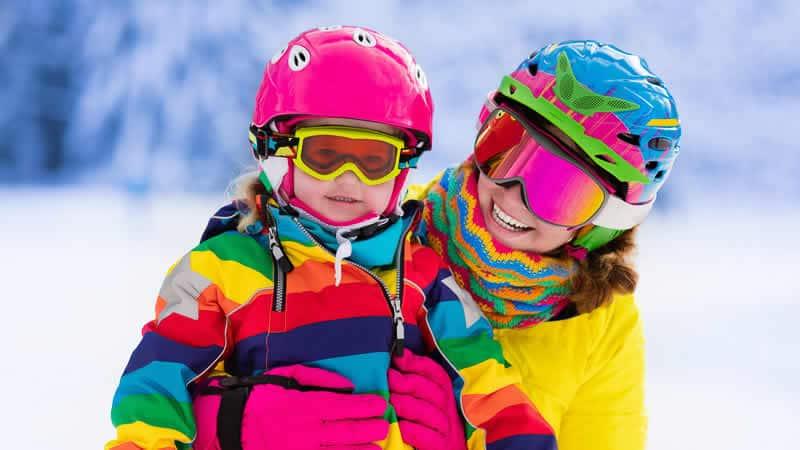 Wintersport met kinderen in Oostenrijk