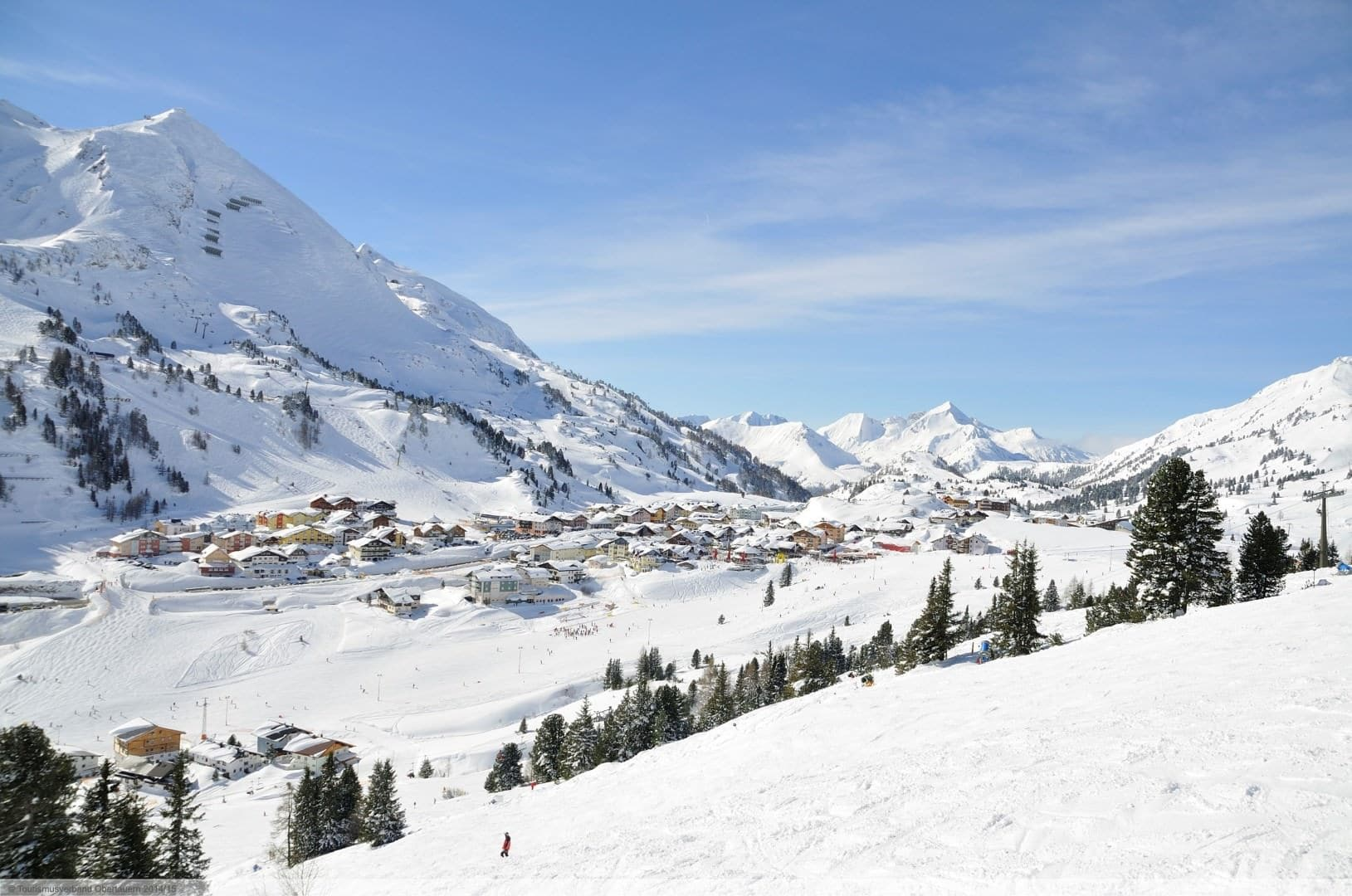 wintersport en aanbiedingen in Obertauern