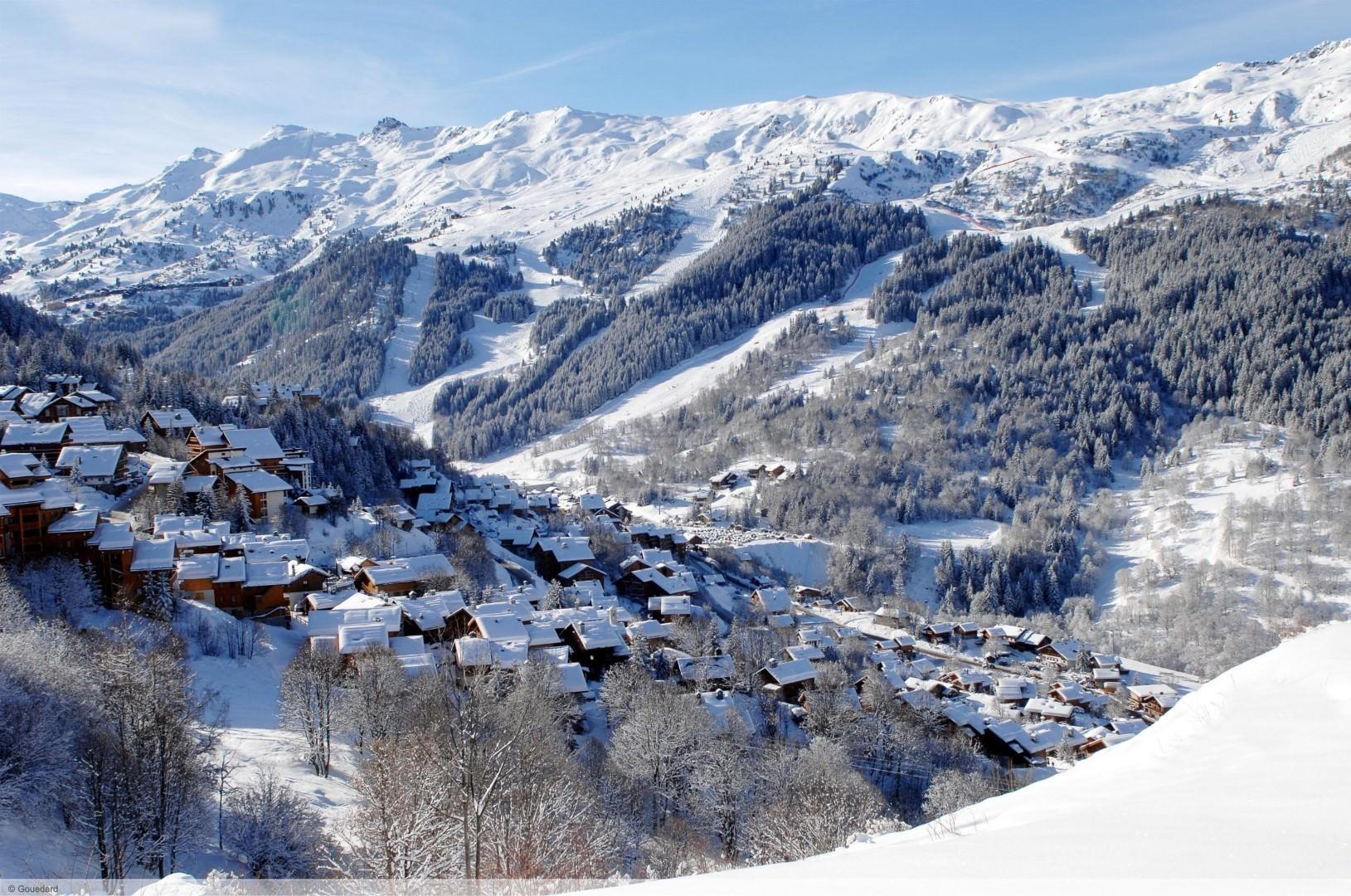 wintersport en aanbiedingen in Méribel