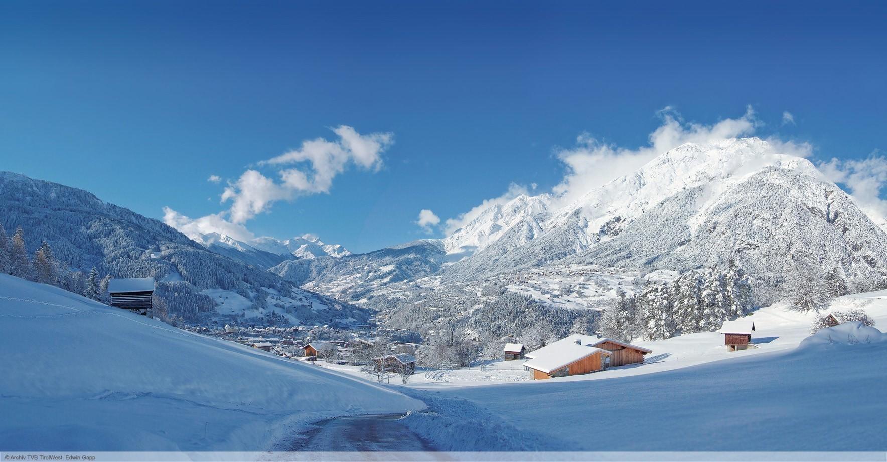 wintersport en aanbiedingen in Landeck