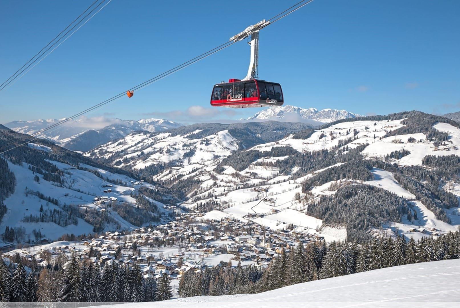 wintersport en aanbiedingen in Wagrain