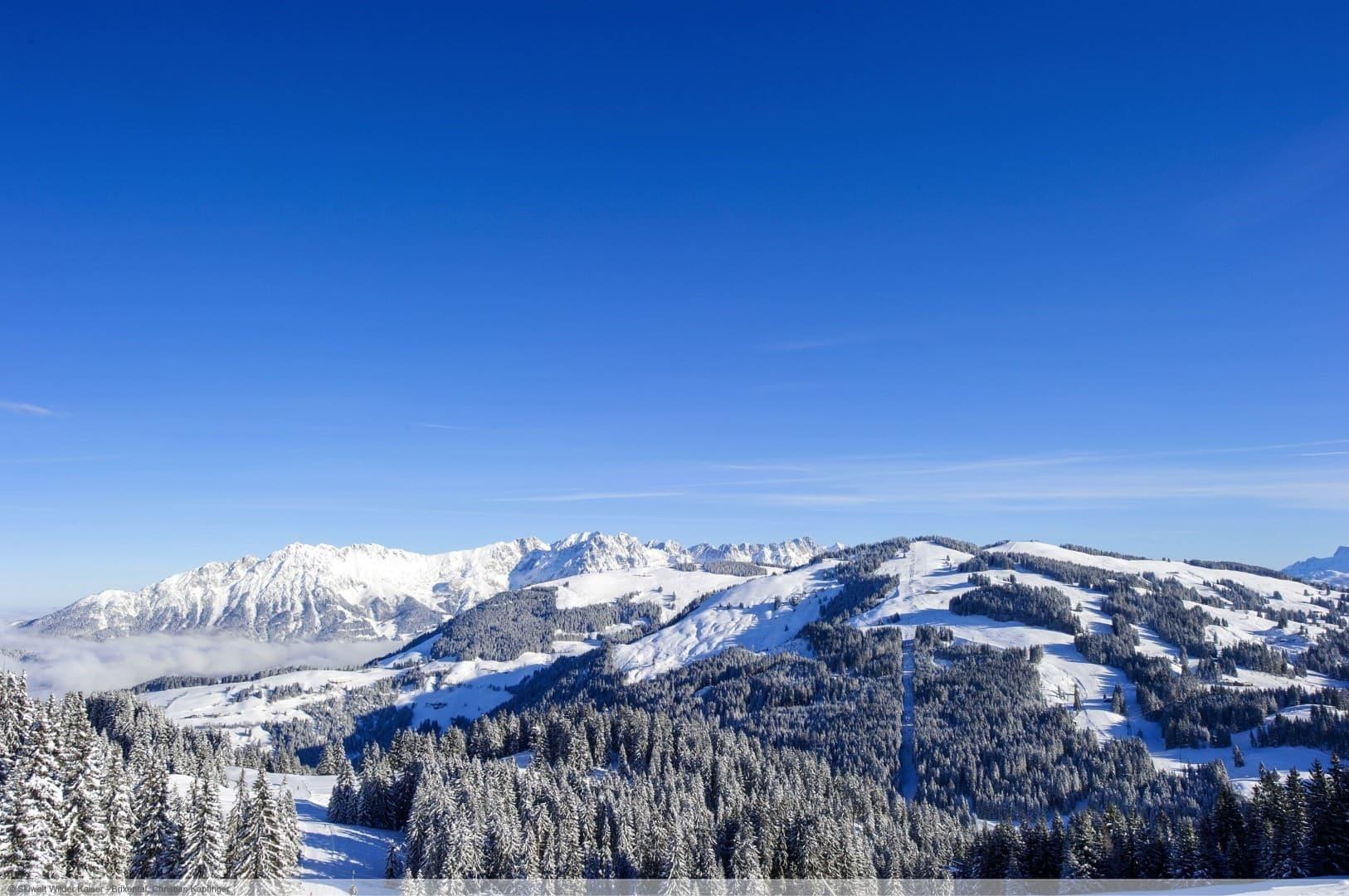 wintersport en aanbiedingen in Ellmau