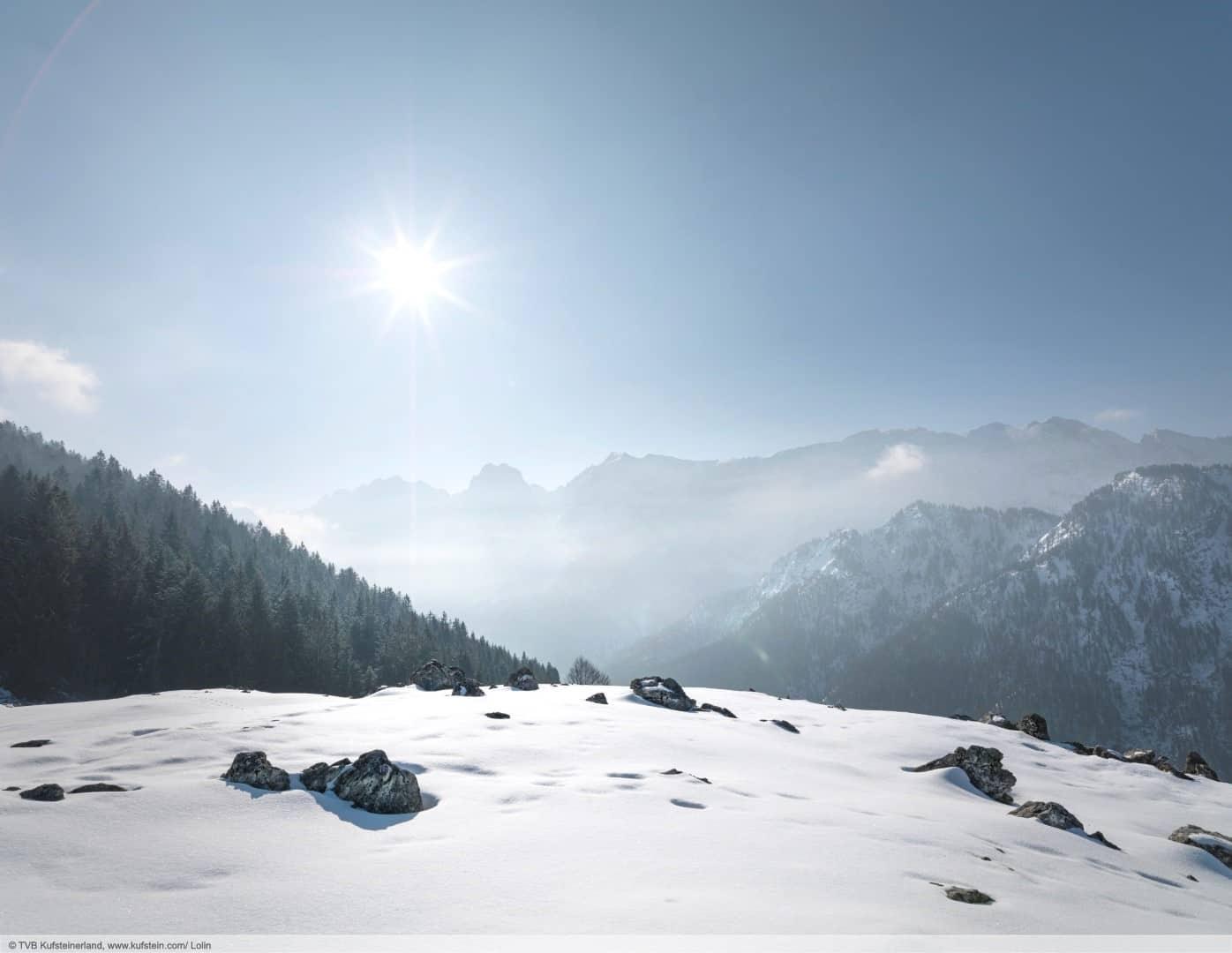 wintersport en aanbiedingen in Thiersee