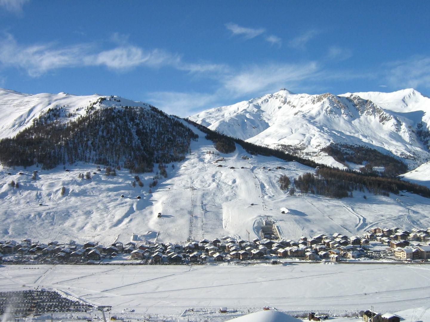 wintersport en aanbiedingen in Livigno