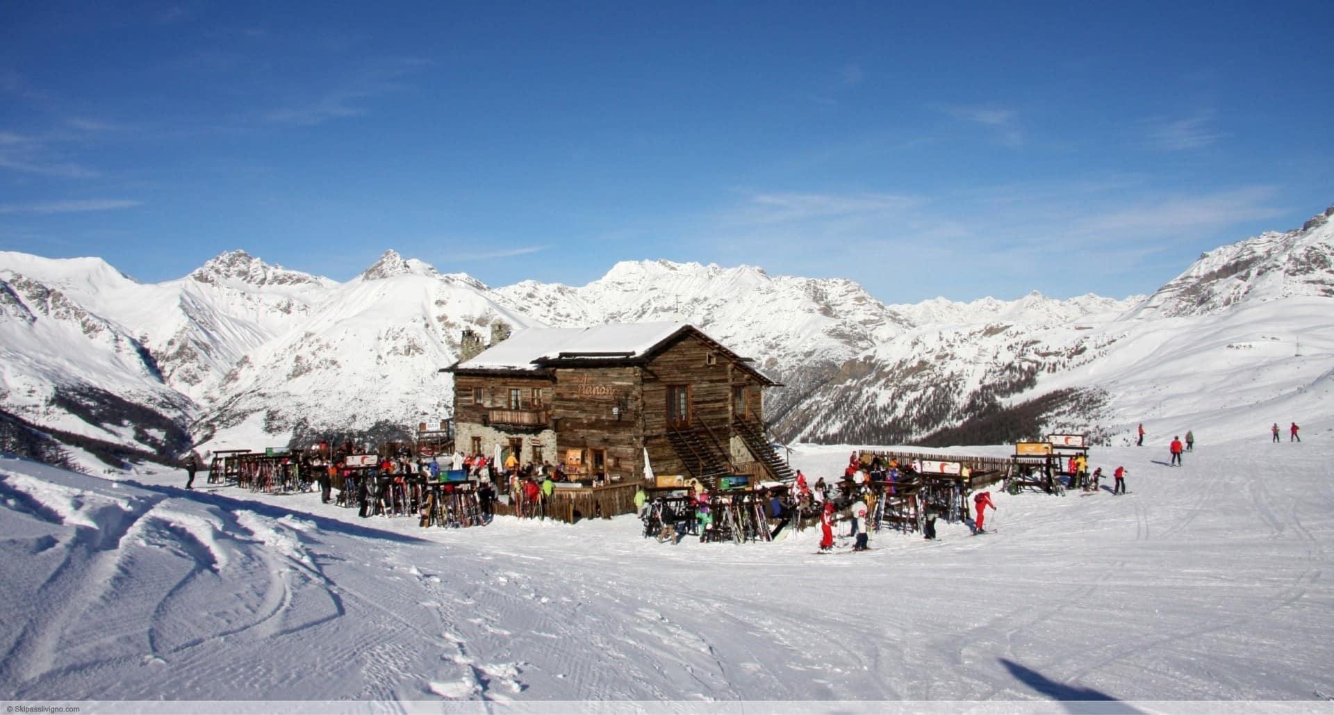 après-ski in Livigno