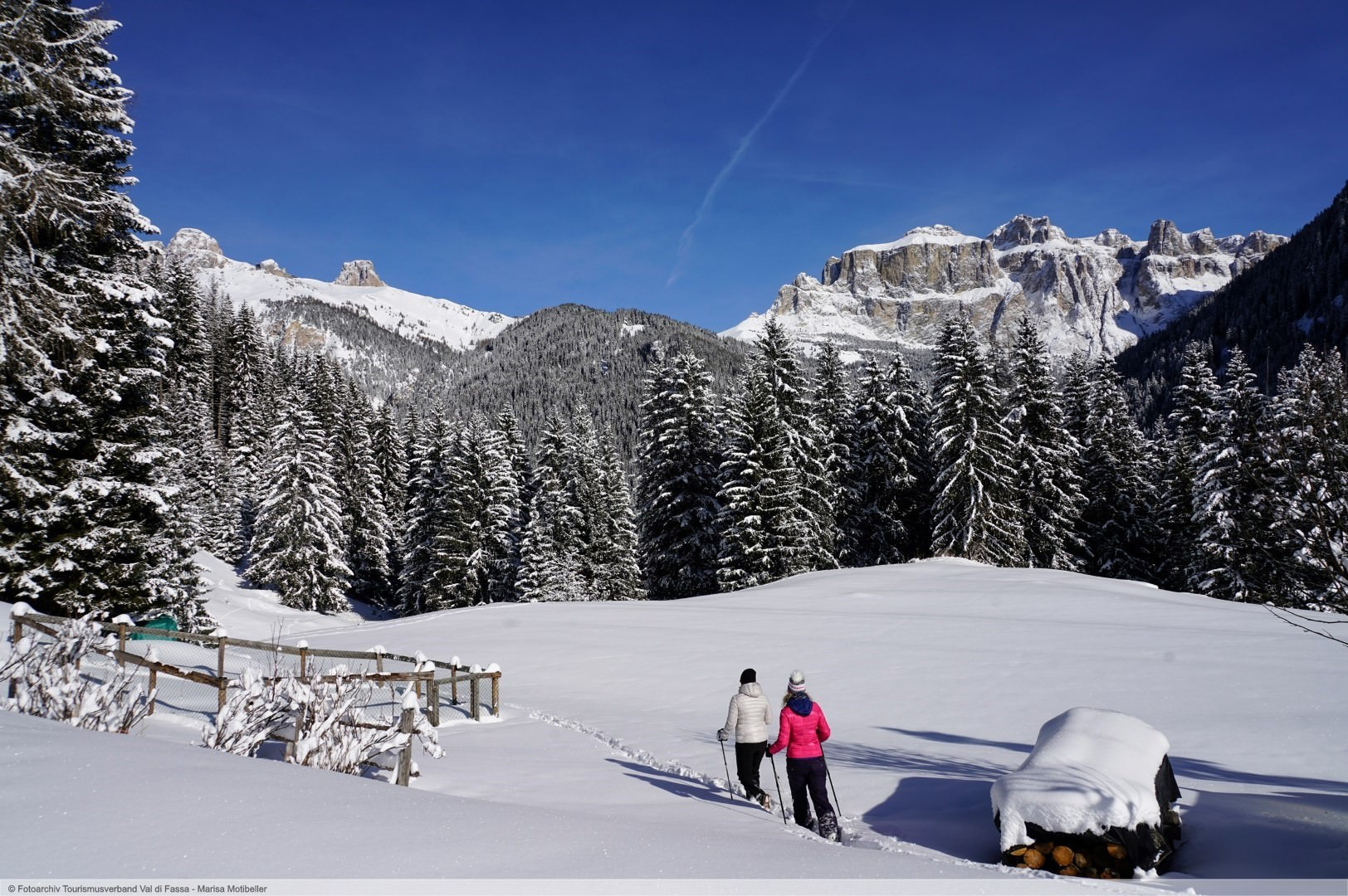 après-ski in Campitello