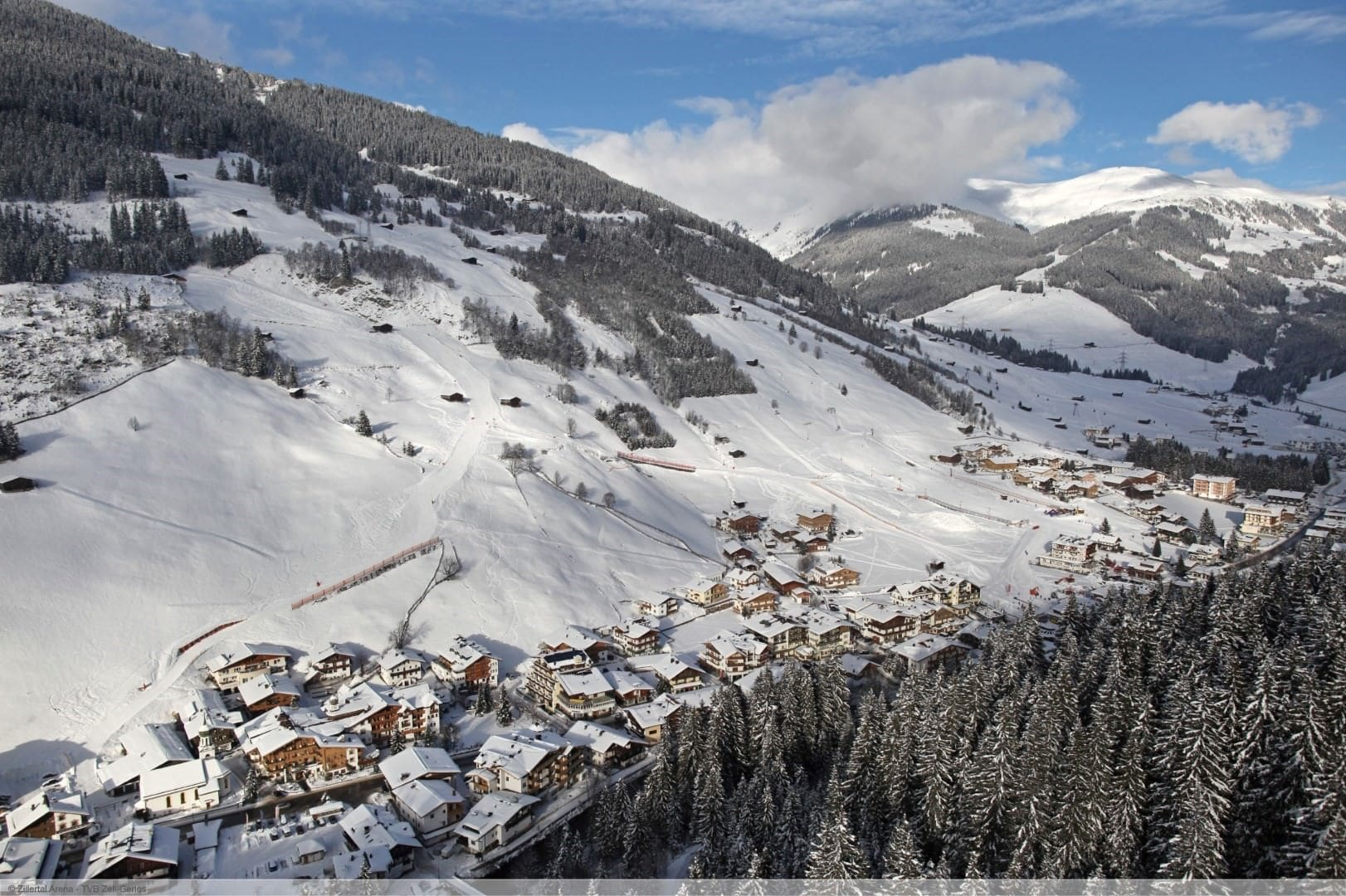 wintersport en aanbiedingen in Gerlos