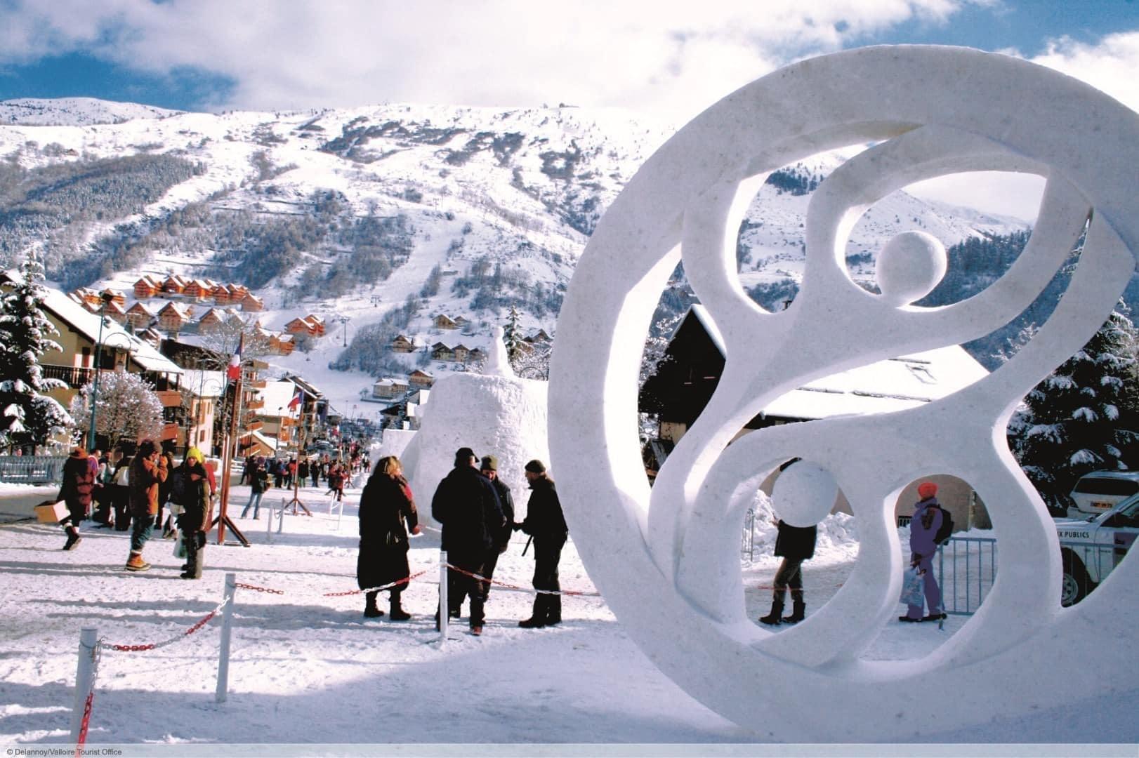 après-ski in Valloire
