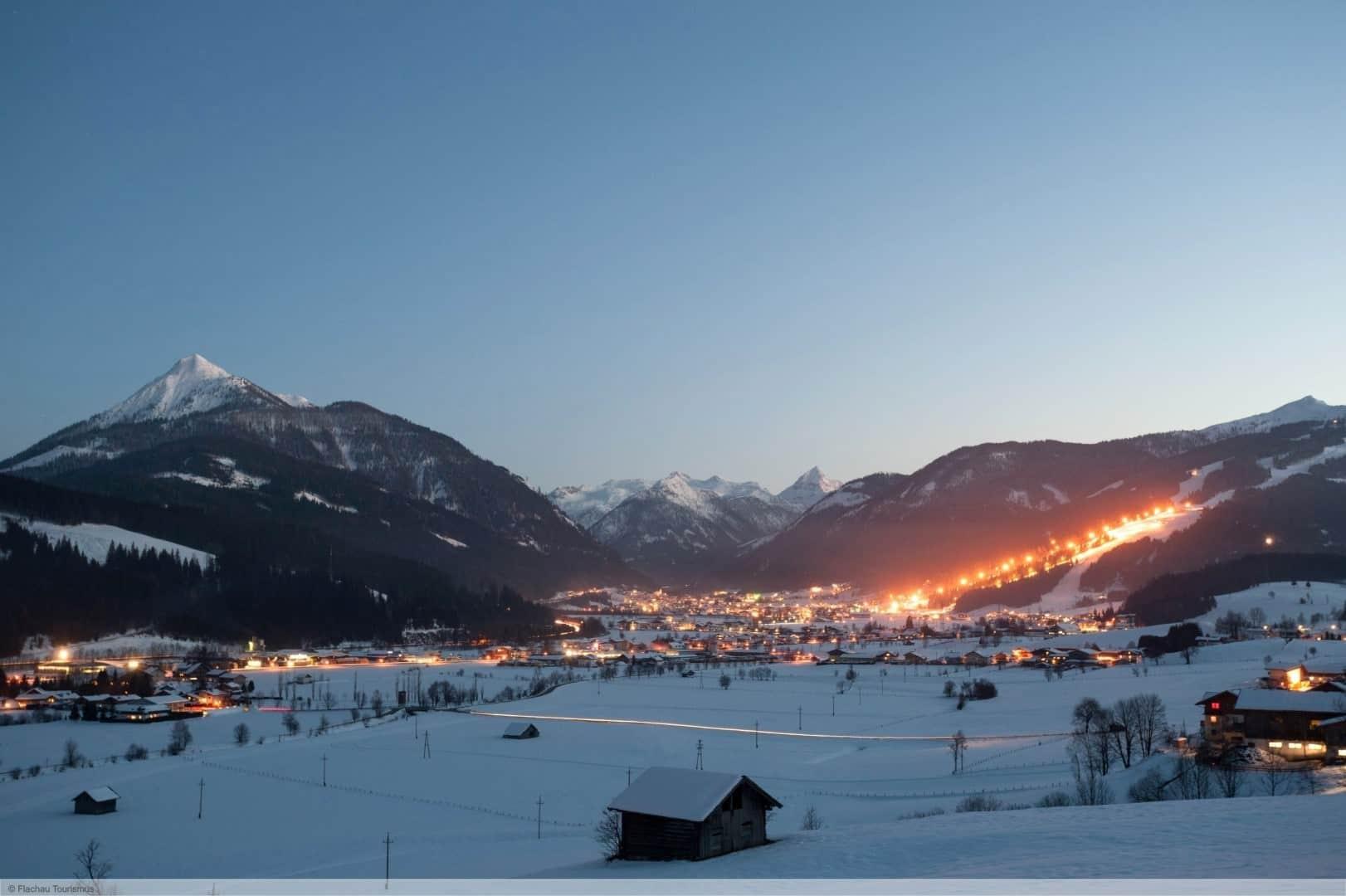 wintersport en aanbiedingen in Flachau