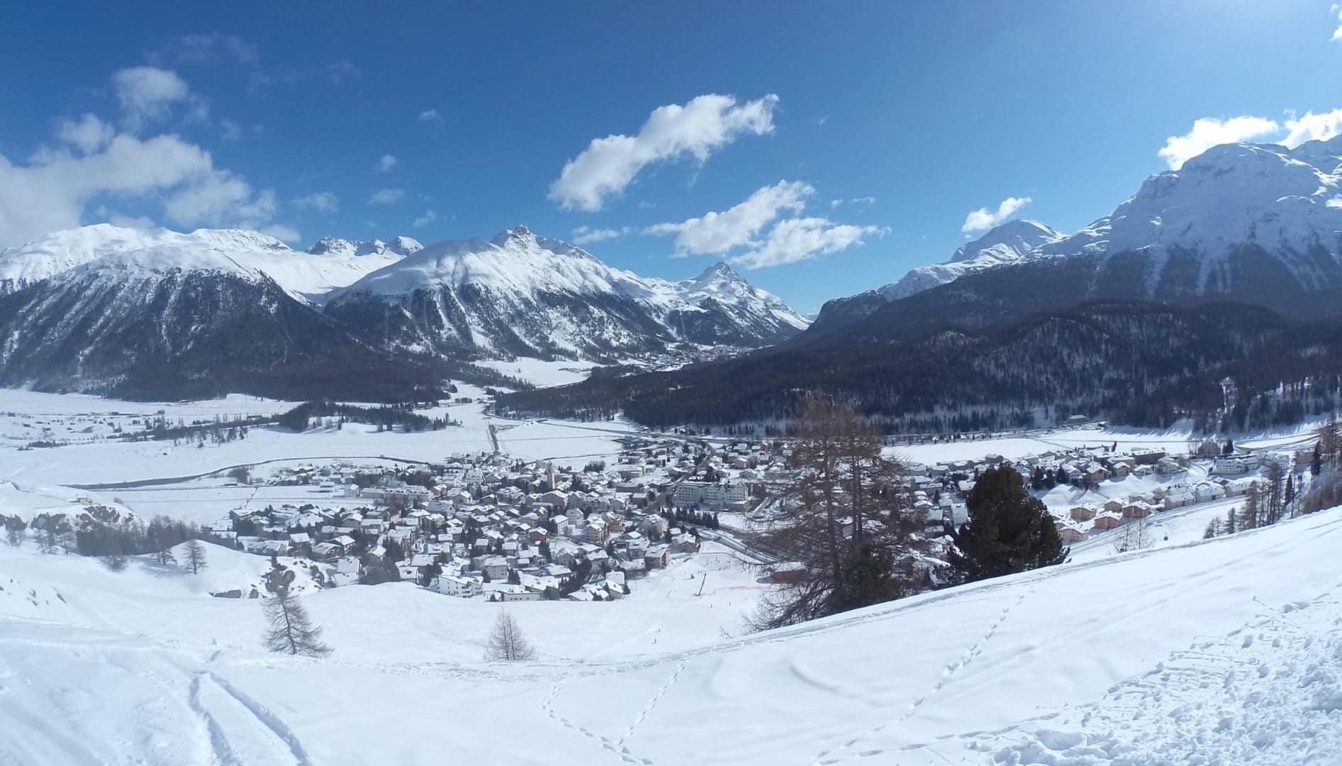 wintersport en aanbiedingen in St. Moritz