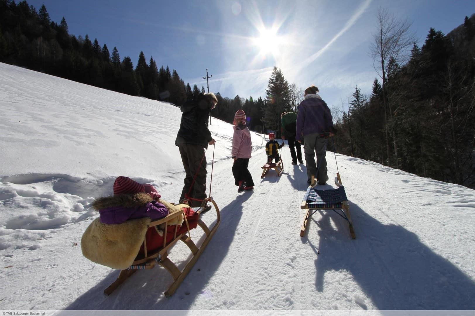 après-ski in Unken