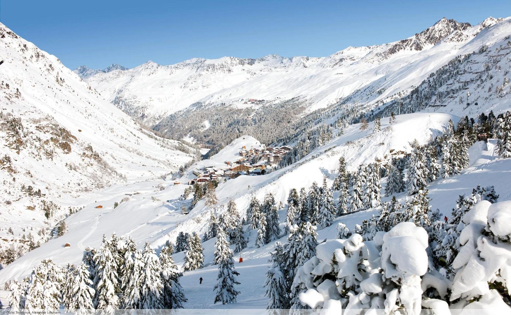 wintersport en aanbiedingen in Obergurgl - Hochgurgl