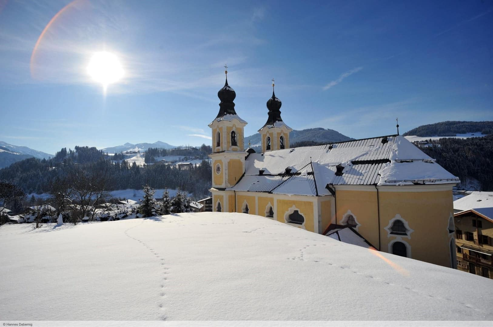 wintersport en aanbiedingen in Hopfgarten