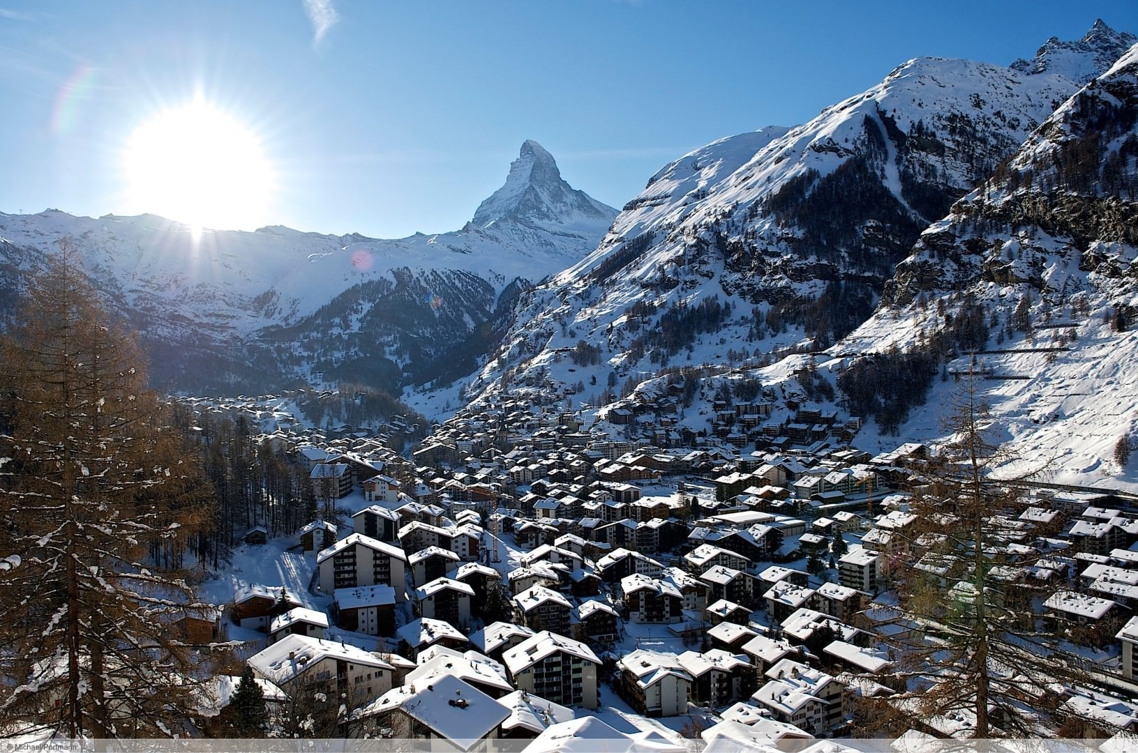 wintersport en aanbiedingen in Zermatt