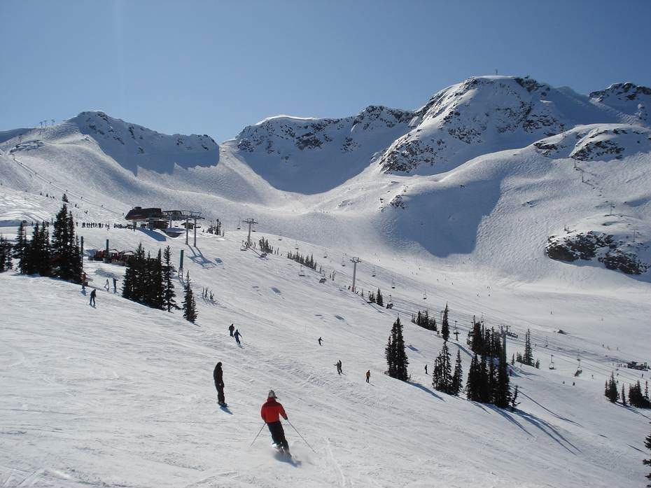 wintersport en aanbiedingen in Whistler