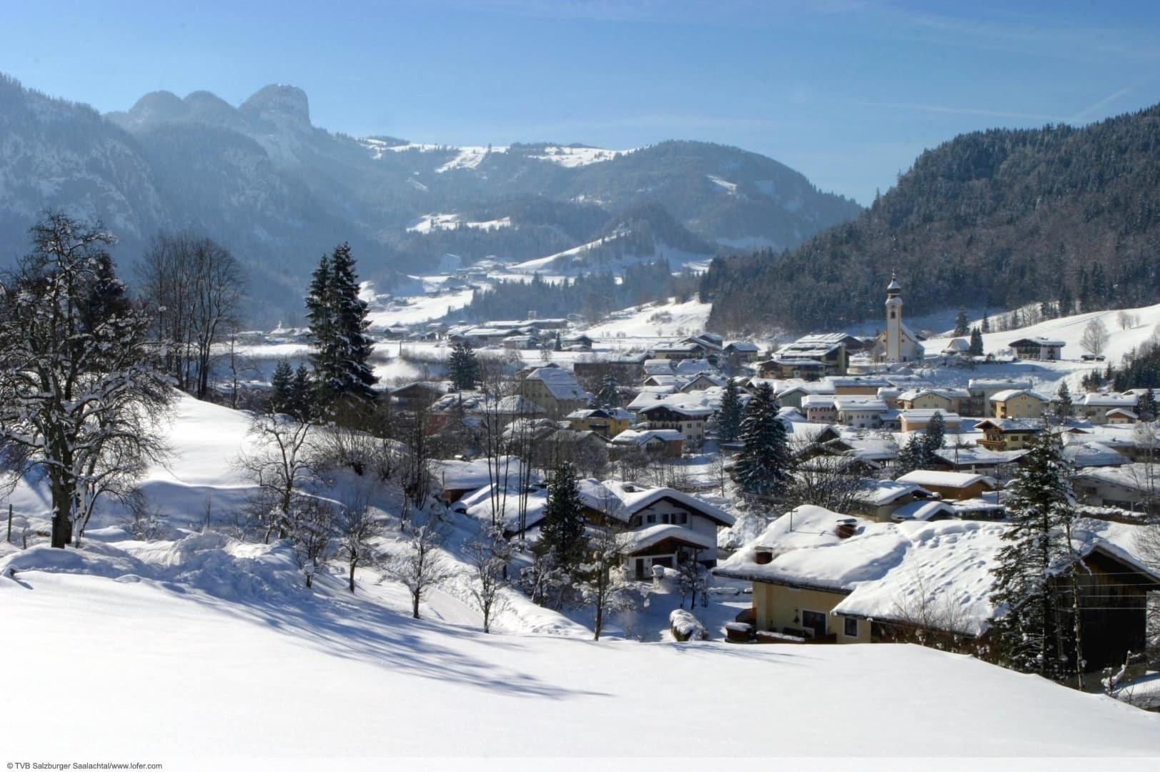wintersport en aanbiedingen in Unken