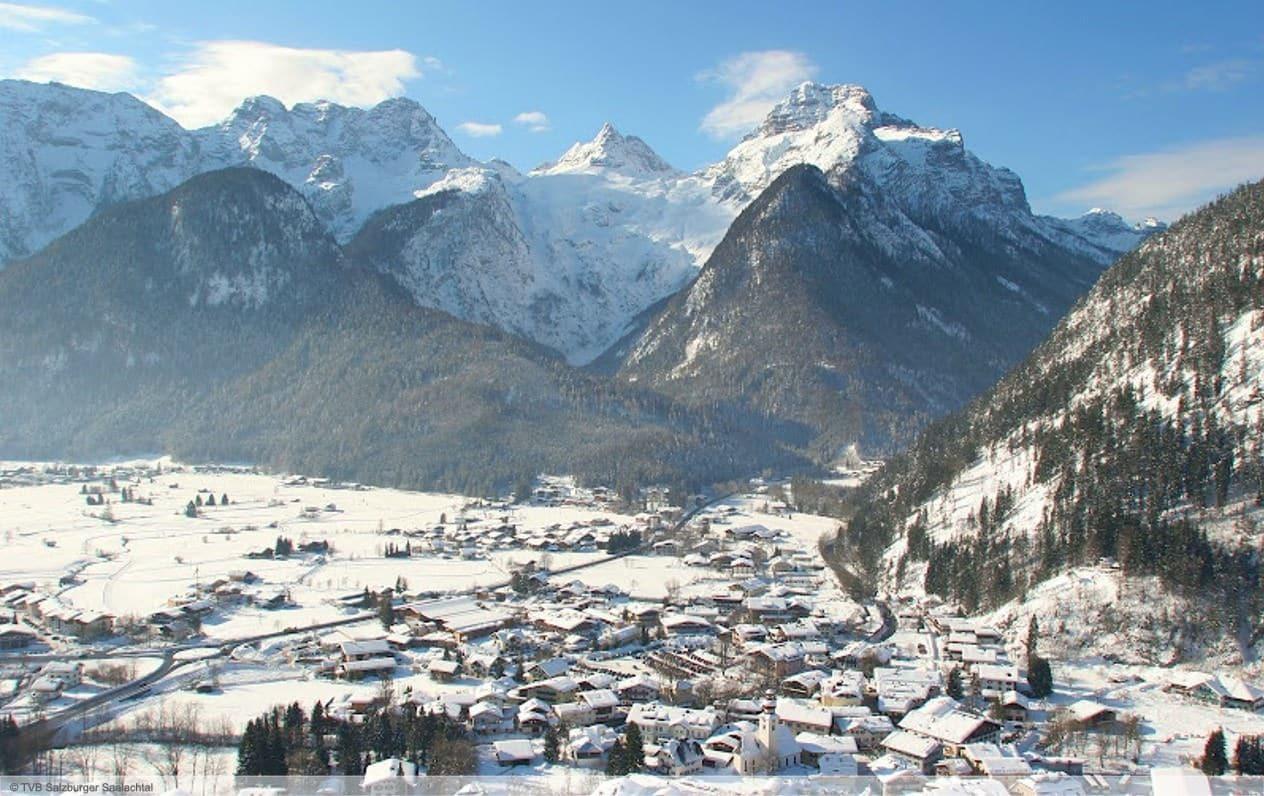 wintersport en aanbiedingen in Lofer