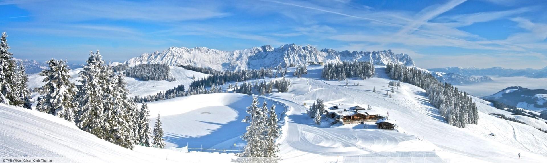 wintersport en aanbiedingen in Westendorf