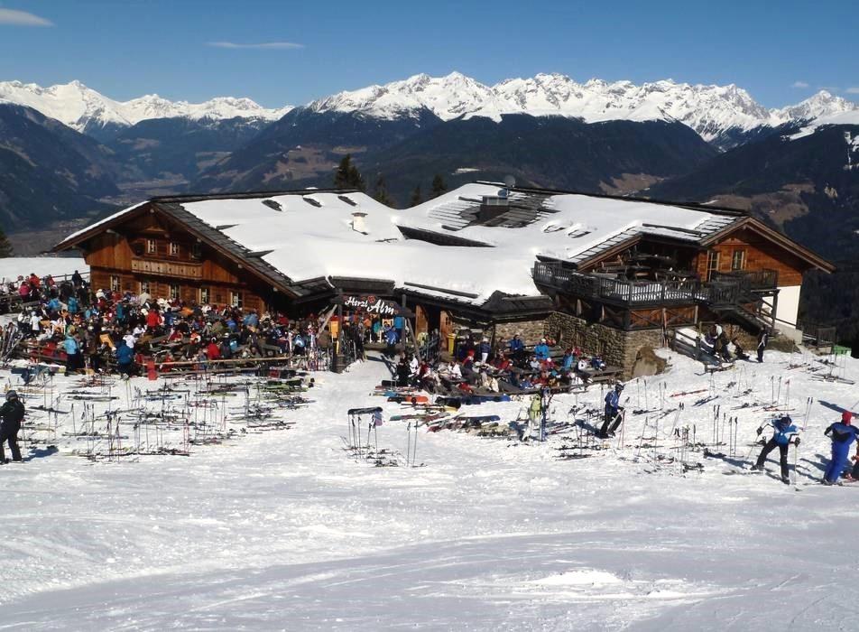 après-ski in Welsberg-Taisten