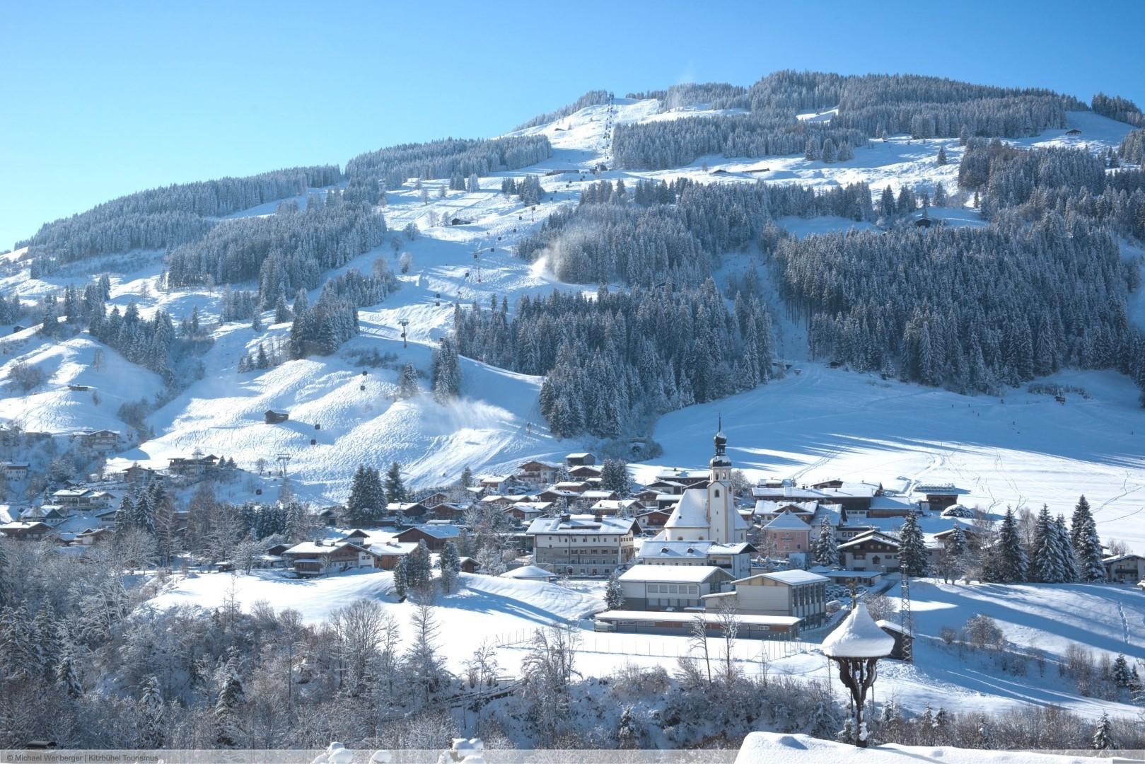 wintersport en aanbiedingen in Jochberg in Tirol