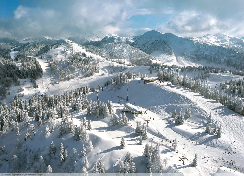wintersport en aanbiedingen in St. Johann im Pongau