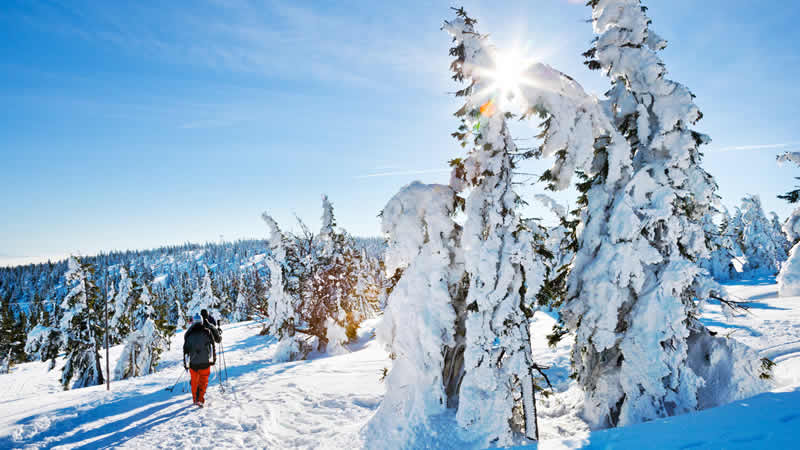 Bestemmingen last minute wintersport in Tsjechië