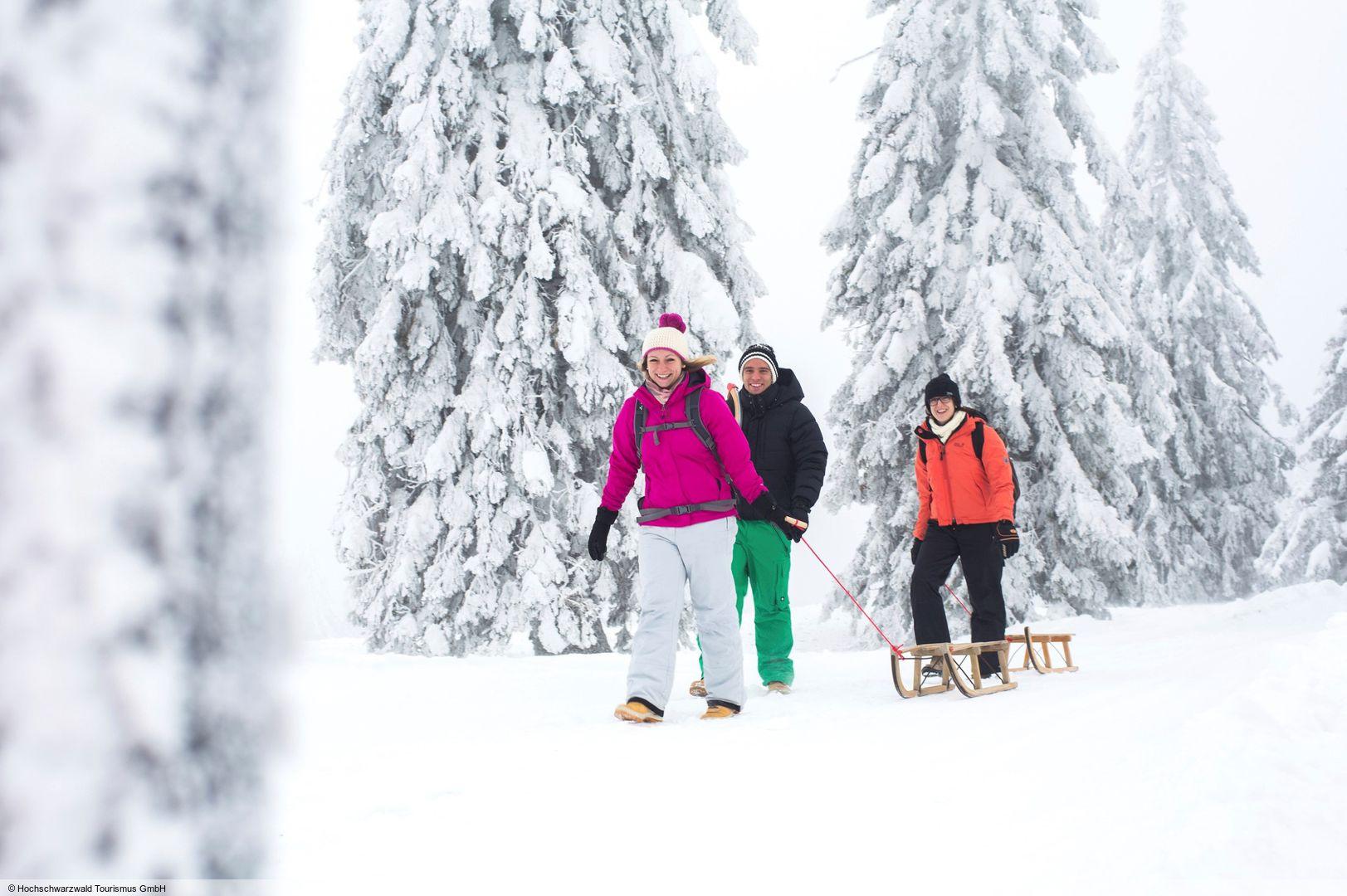 après-ski in Bernau in het Zwarte Woud