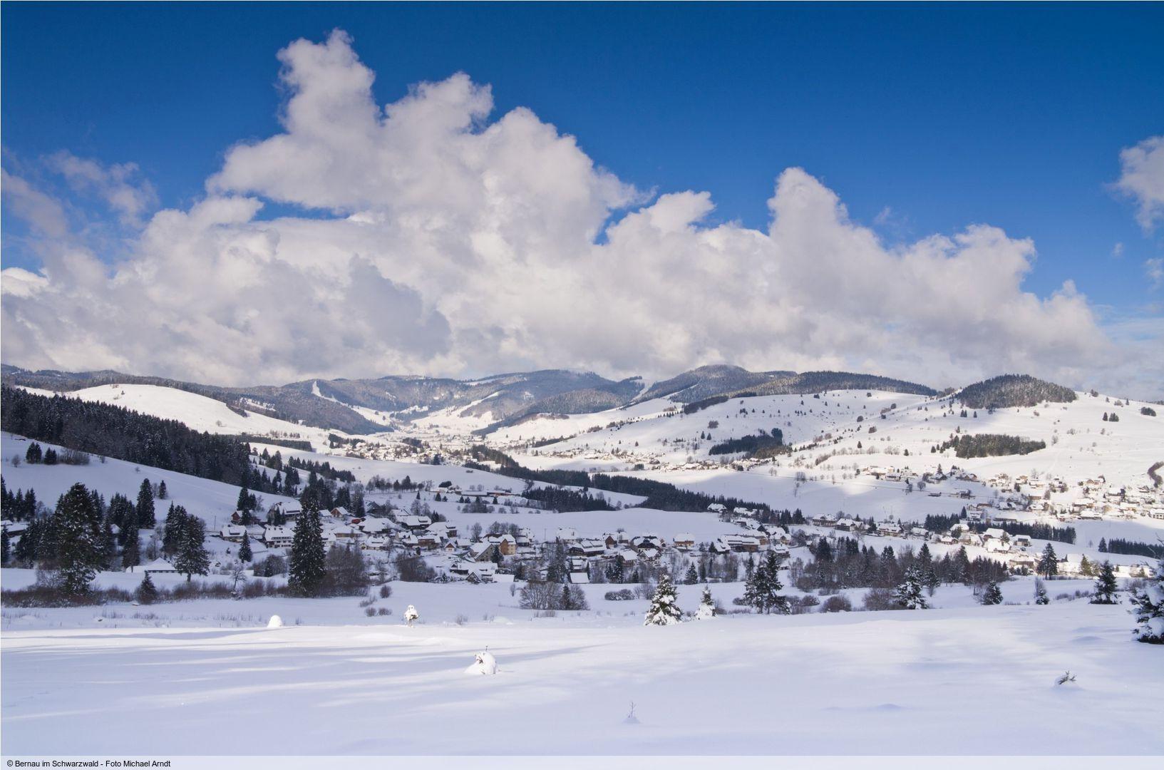 wintersport en aanbiedingen in Bernau in het Zwarte Woud