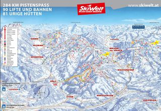 après-ski in Hopfgarten
