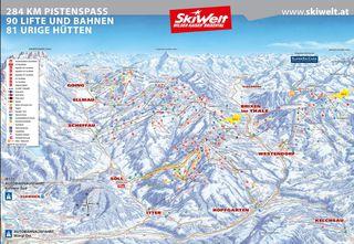 après-ski in Westendorf