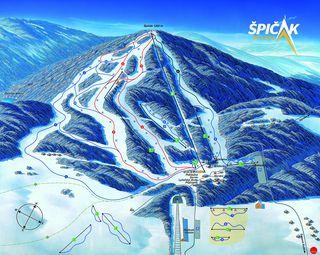 après-ski in Železná Ruda (Bohemer Woud)