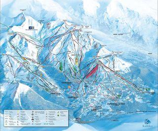 après-ski in Courchevel